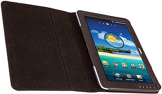 "Чохол для планшета Defender Leathery case 10.1"" коричневий, для Galaxy Tab 2"