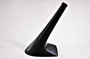 Каблук женский пластиковый 1003 р.1-3  h-9,2-9.8 см., фото 2