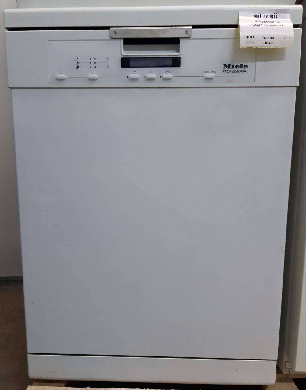 Посудомоечная машина Miele Professional PG 8080 BW