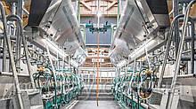Доильный зал  DairyParlor P7550