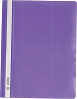 Скоросшиватель Buromax A4 фиолетовый