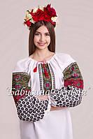 Сорочка вишита жіноча.Вишиванка жіноча МВ-111, фото 1