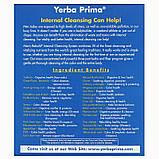 Yerba Prima, внутреннее очищение и восстановление, программа из 3 этапов, фото 6