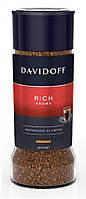Растворимый кофе Davidoff Cafe Rich Aroma в стеклянной банке 100 г