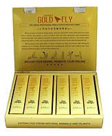 Капли для женского возбуждения Шпанская Мушка Gold Fly