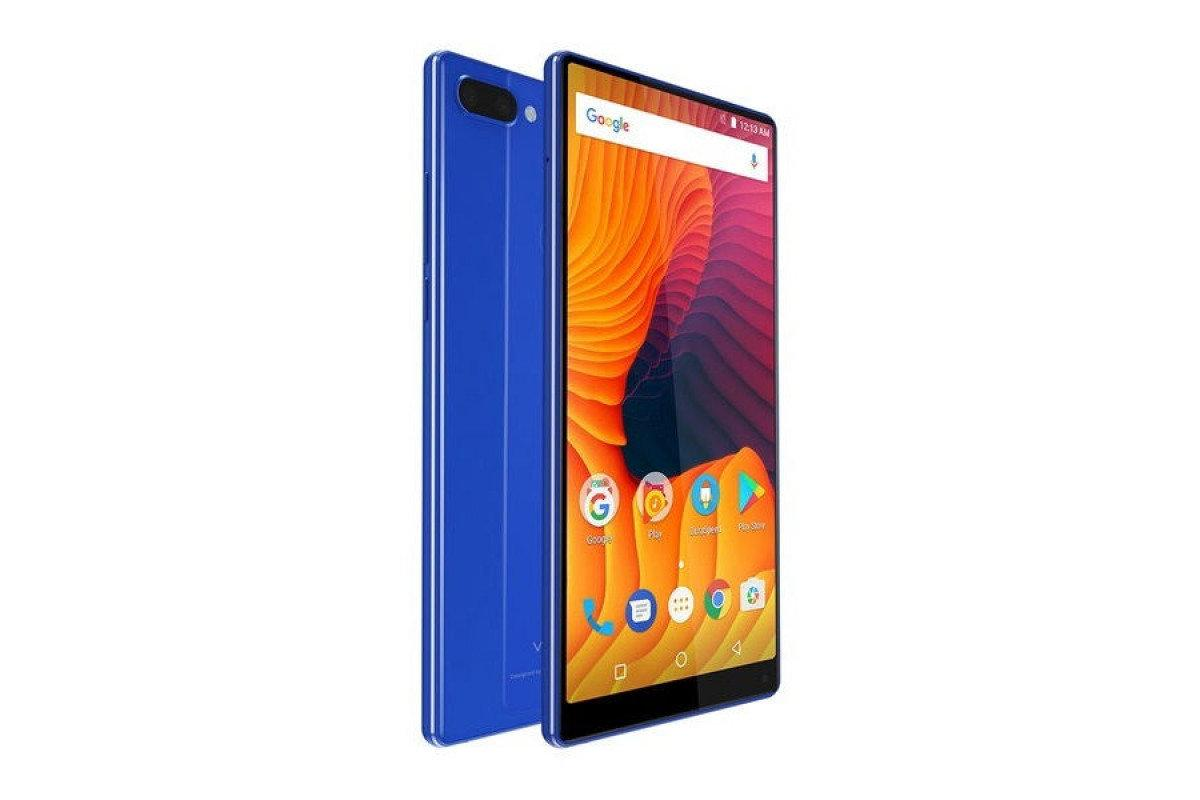 Vernee Mix 2 (Vernee M2) 6/64Gb blue