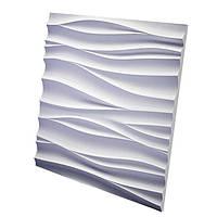 Гіпсова 3Д панель Вітер