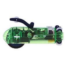 Автотрек трубчатый MHZ Chariots 022-2 24 детали Голубой (008165), фото 2