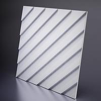 Гіпсова 3Д панель Ламберт
