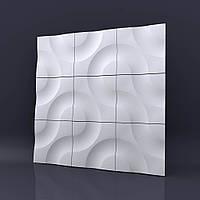 Гіпсова 3Д панель Ядра