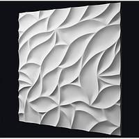 Гіпсові панелі 3D «Листя»