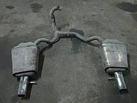 Глушитель Jaguar X-type