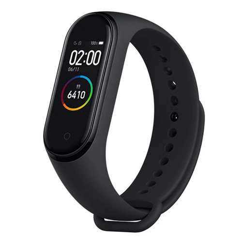 Фитнес-трекер Xiaomi Mi Band 4 Black Global version 12 мес