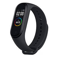 Фитнес-трекер Xiaomi Mi Band 4 Black Global version 12 мес, фото 1