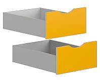 Ящик (2 шт.) SZU/50 STANFORD BRW желтый карри