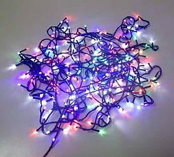 Гирлянда новогодняя светодиодная MHZ LED 300 М7 Multicolor (008080), фото 3