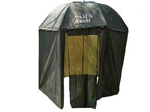 Зонт палатка для рыбалки SF23775 Хаки (005838), фото 2