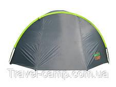 Палатка туристическая четырёхместная Green Camp, фото 3