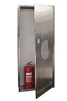 Шкаф пожарный встроенный с нержавейки (по размерам заказчика)