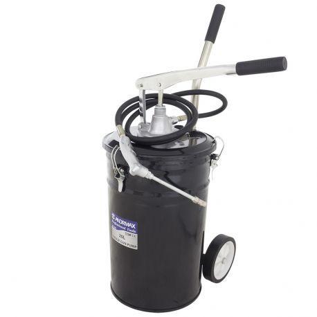 Установка для раздачи консистентных смазок с ручным приводом ANDRMAX