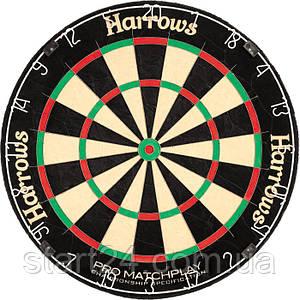 Дартс профессиональный HARROWS MARDLE PRO MATCHPLAY BOARD JE18D (d-45см)