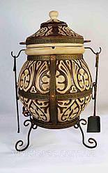 Преимущества готовки в керамическом тандыре.