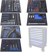 Набор инструмента для телег, 295 предметов ANDRMAX