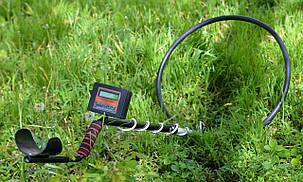 Металлоискатель импульсный Профитек Clone PI-AVR с ЖК-дисплеем глубина 1.9-3 м черный (MET-C-P193), фото 2