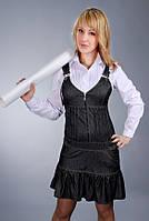 Женское платье Джинсовое платье 60.1.36