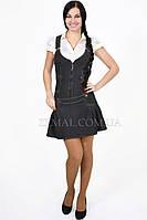 Женское платье Джинсовое платье 55.1.36