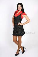 Женское платье Джинсовое платье 16.1.36