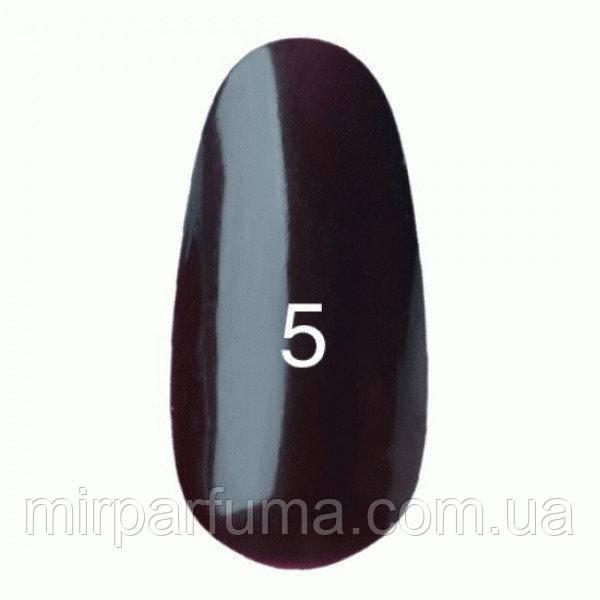 Гель лак KODI №005 коричнево-малиновый 12 мл