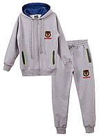 Спортивный костюм для мальчика PL98 (Серый  140)