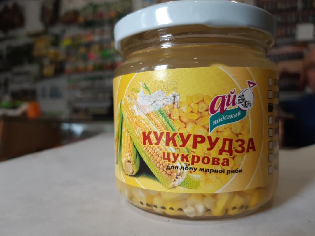 Насадка кукурудза цукрова 200мл  анис