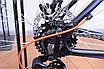 "Горный велосипед 29"" Spelli SX-2700 disk 21"" рама, фото 4"