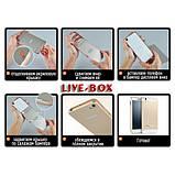 Зеркальный алюминиевый чехол для Leeco Cool1/LeRee Le3/Coolpad/Cool dual Changer 1C Play 6, фото 9