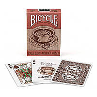 Карты для игры в покер USPCC Bicycle House Blend krut0656, КОД: 258388