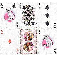 Карты для игры в покер Ellusionist Madison Kittens krut0719, КОД: 258446