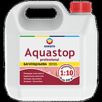 Грунтовка Eskaro Aquastop Professional (Концентрат) 10л