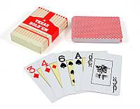 Карты для игры в покер USPCC Красный krut07471, КОД: 258480