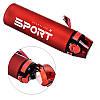Бутылка для воды 700 мл SportLife для спорта с ремешком, фото 5