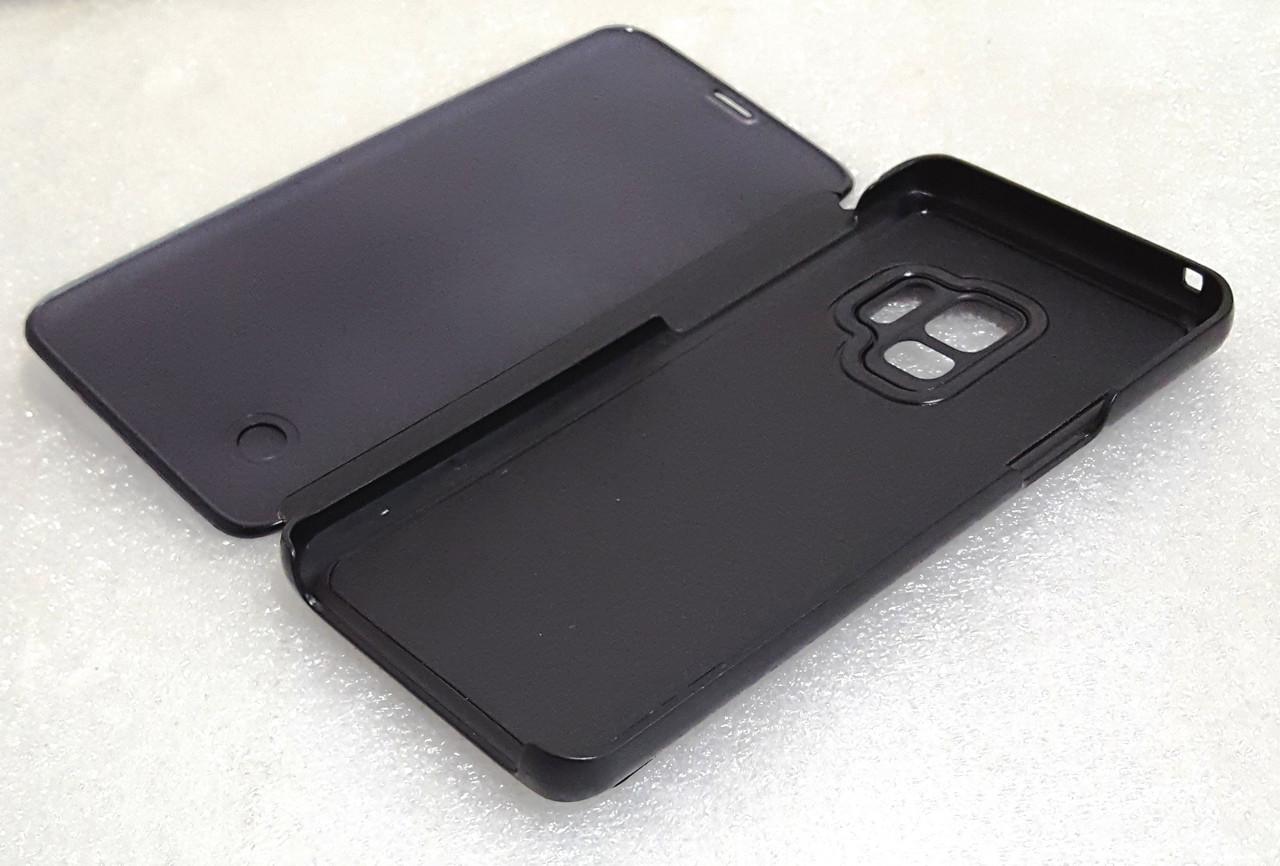 "Чохол книжка ""CLEAR VIEW..."" для Samsung Galaxy S9 (G960) black"
