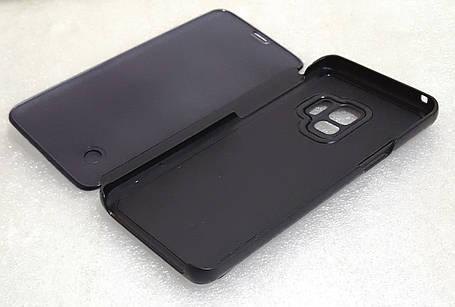 "Чохол книжка ""CLEAR VIEW..."" для Samsung Galaxy S9 (G960) black, фото 2"