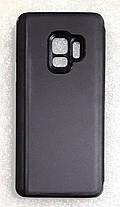 "Чохол книжка ""CLEAR VIEW..."" для Samsung Galaxy S9 (G960) black, фото 3"
