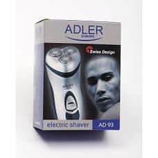 Электробритва Adler AD 93 Серебристый (003316), фото 2