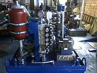 Гидромаслостанции (гидростанции,станции гидропривода, маслостанции).