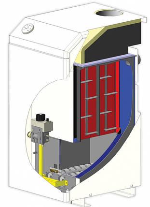 Котёл газовый МАЯК АОГВ-30 кВт КСС с атмосферной горелкой, фото 2
