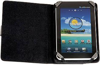 """Чохол для планшета Defender Wallet uni 7"""" сірий, на магніті"""