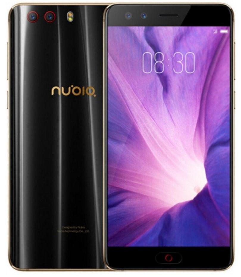 ZTE Nubia Z17 mini S 6/64GB Black and Gold Global