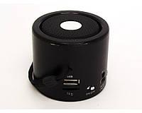 Портативная колонка с радио и Bluetooth WS-Q9 Черный 1em000624, КОД: 897849
